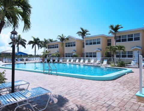 Barefoot Beach Resort Property Pool