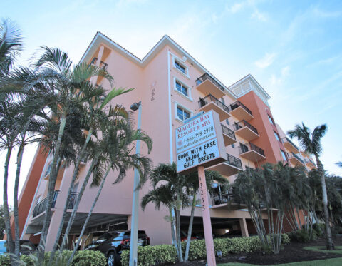 Madeira Bay Resort Property